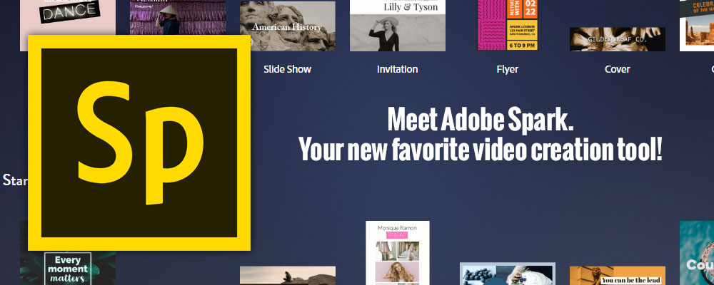 Creating Video Ads With Adobe Spark
